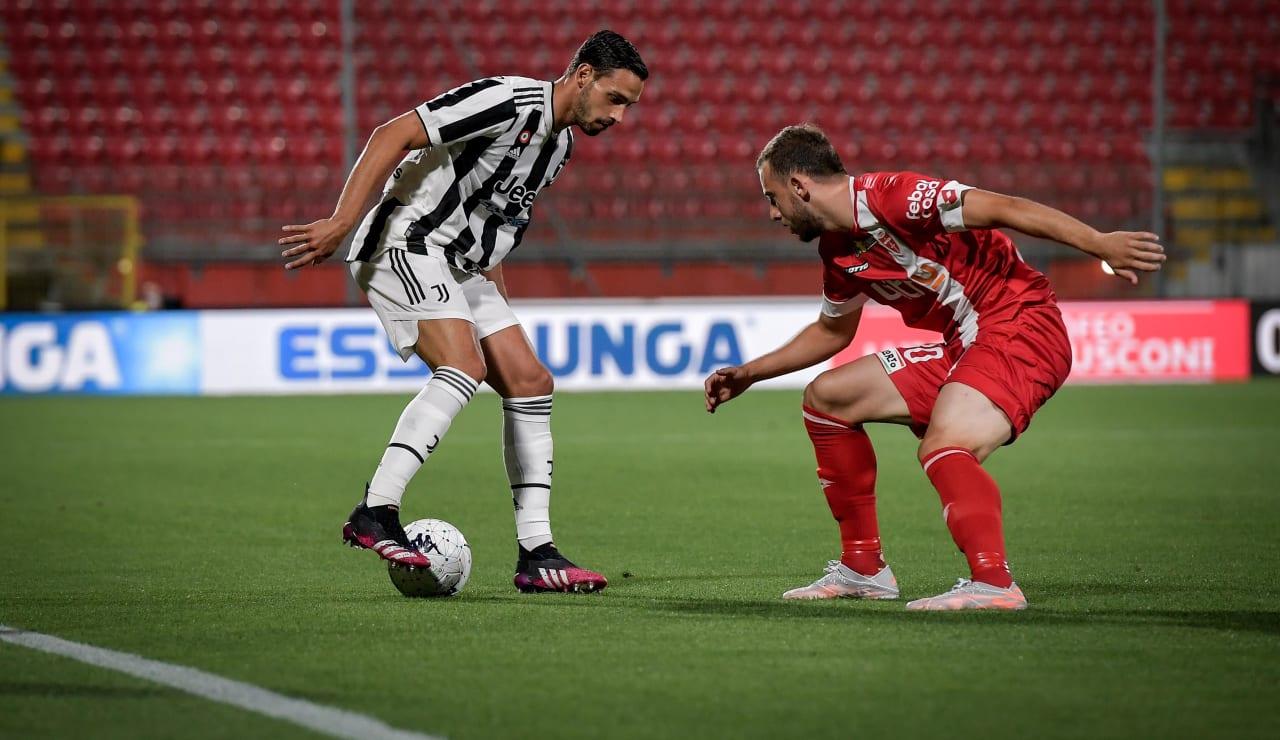 Monza-Juve match 23