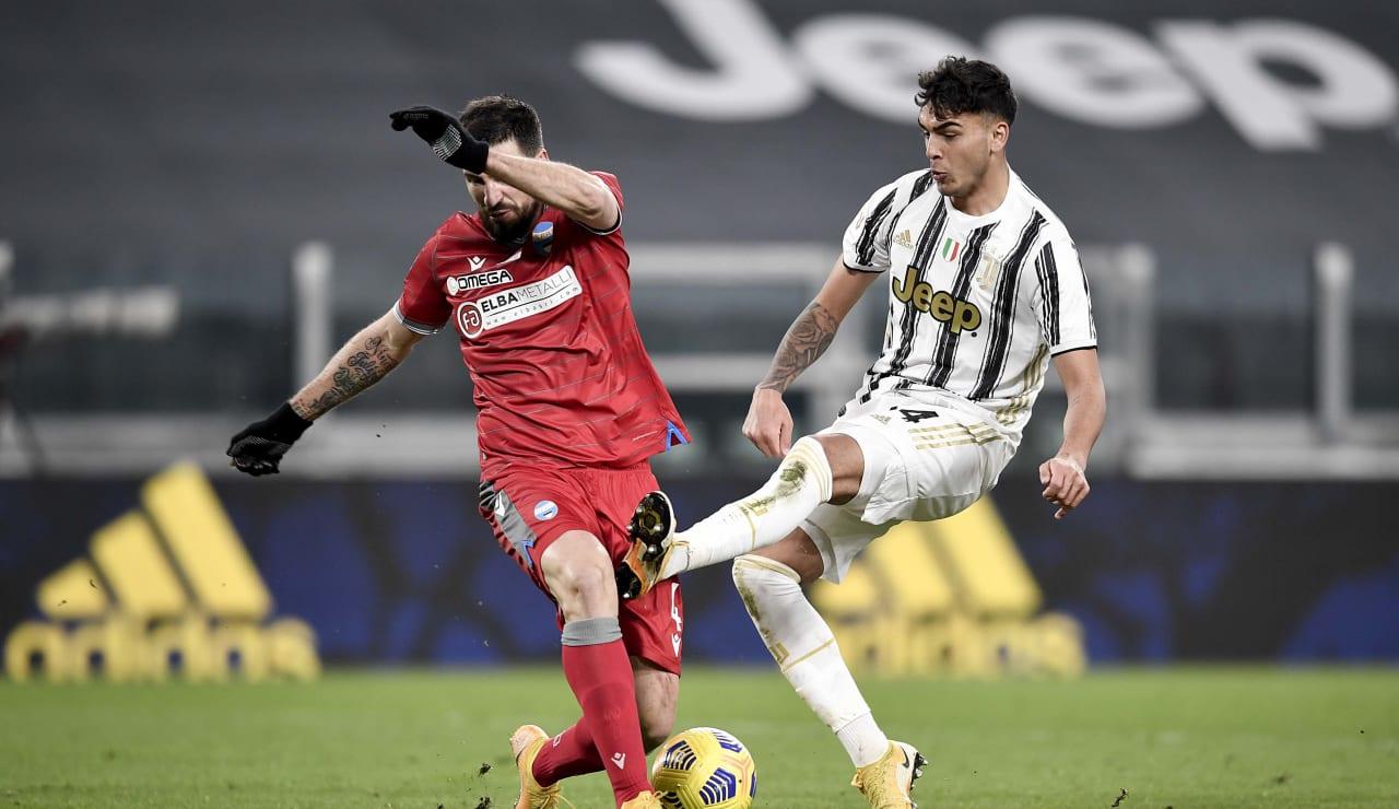 16 Juventus Spal 27 gennaio 2021