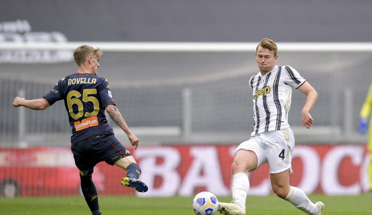 13 Juventus Genoa 11 aprile 2021