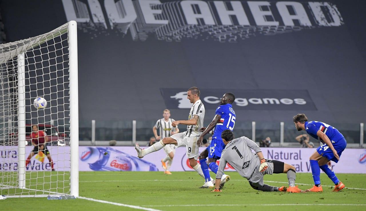12 Juventus Sampdoria 20 settembre 2020