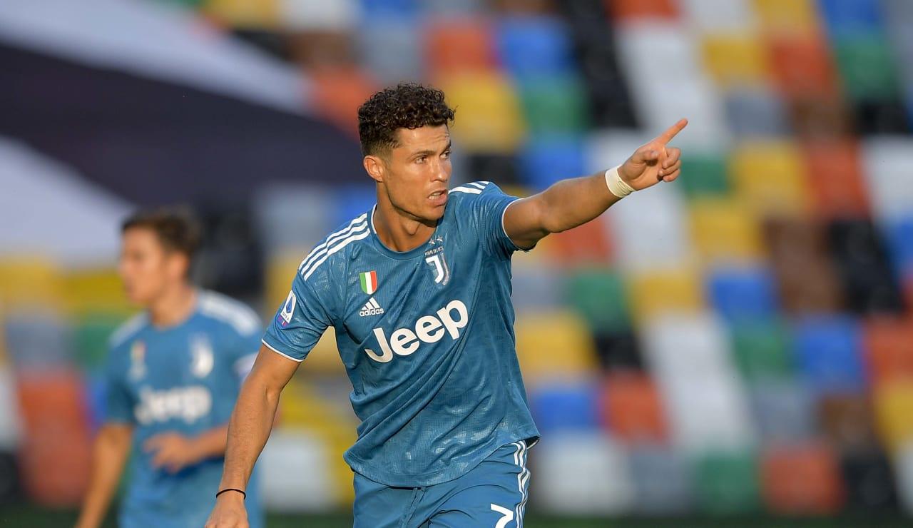 Udinese Juventus 23 luglio 2020 11