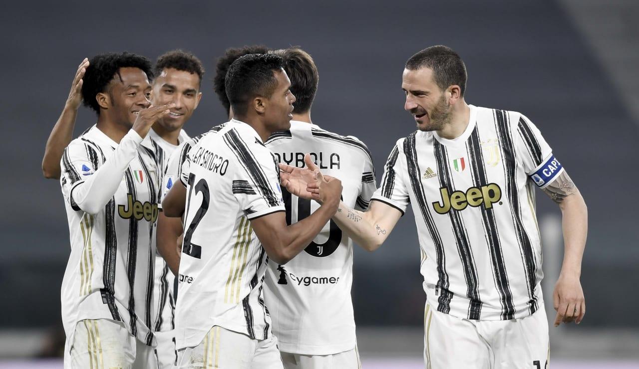 13 Juventus Parma 21 aprile 2021