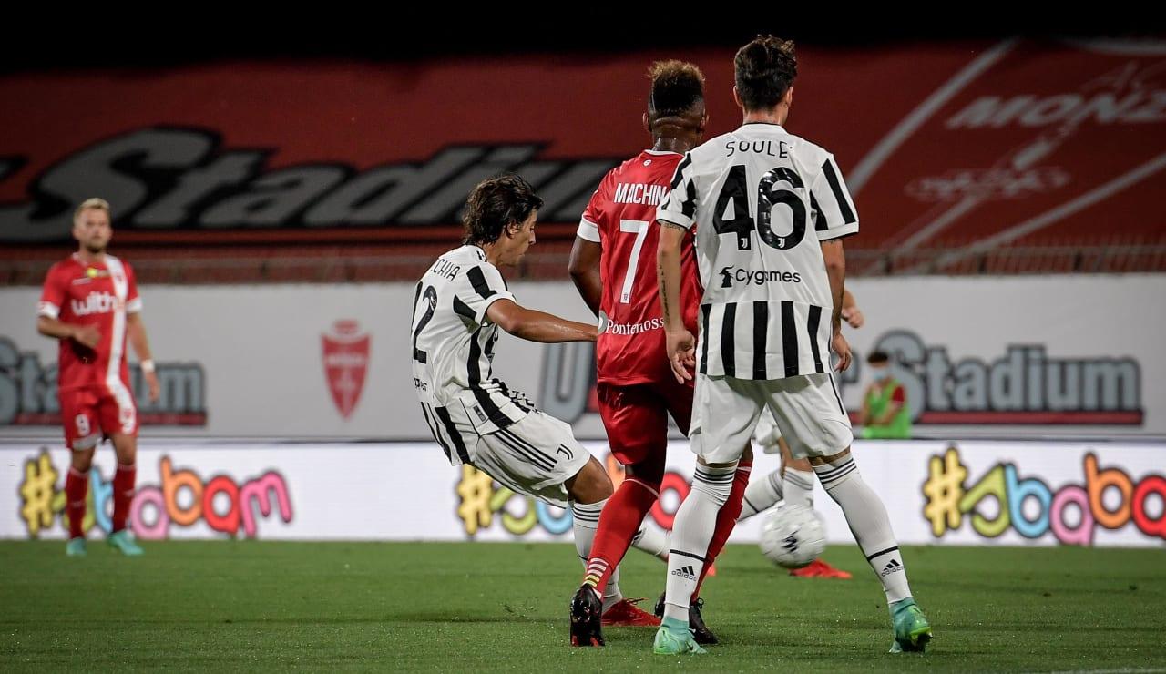Monza-Juve match 18