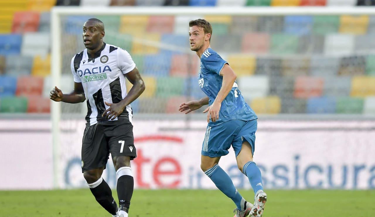 Udinese Juventus 23 luglio 2020 09