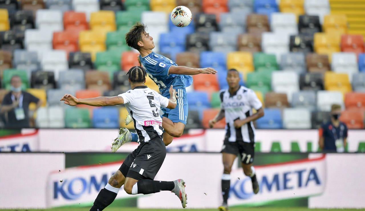 Udinese Juventus 23 luglio 2020 07