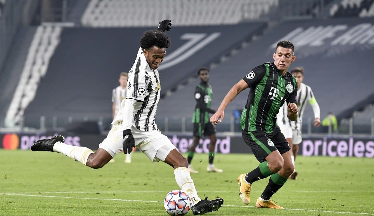 16 Juve Ferencváros 24 novembre 2020