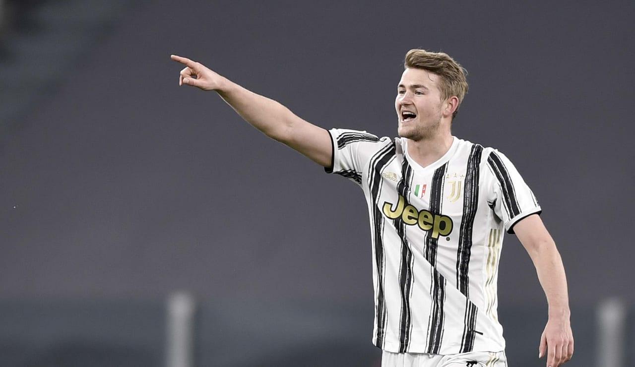 15 Juventus Spal 27 gennaio 2021