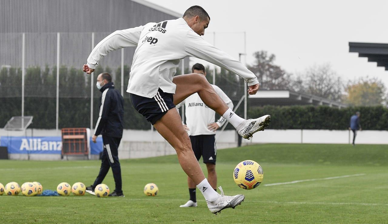 ronaldo training 06 nov 4