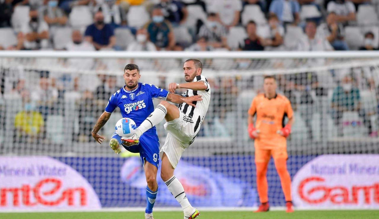 10 Juventus Empoli 28 agosto 2021