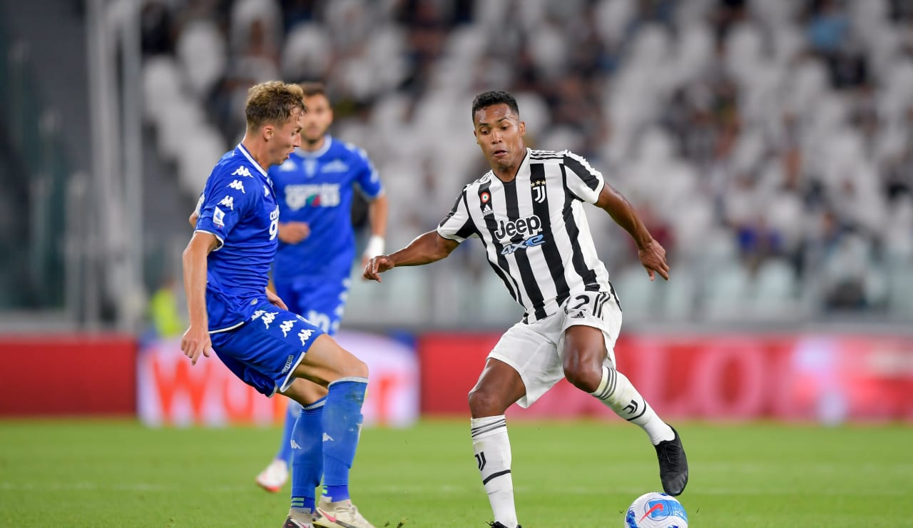 13 Juventus Empoli 28 agosto 2021