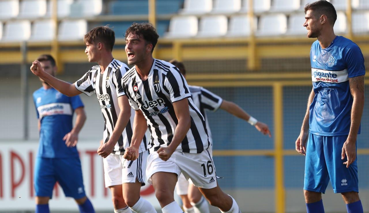 Coppa Italia Serie C | Pro Sesto - Juventus Under 23 | Foto 1 BIS