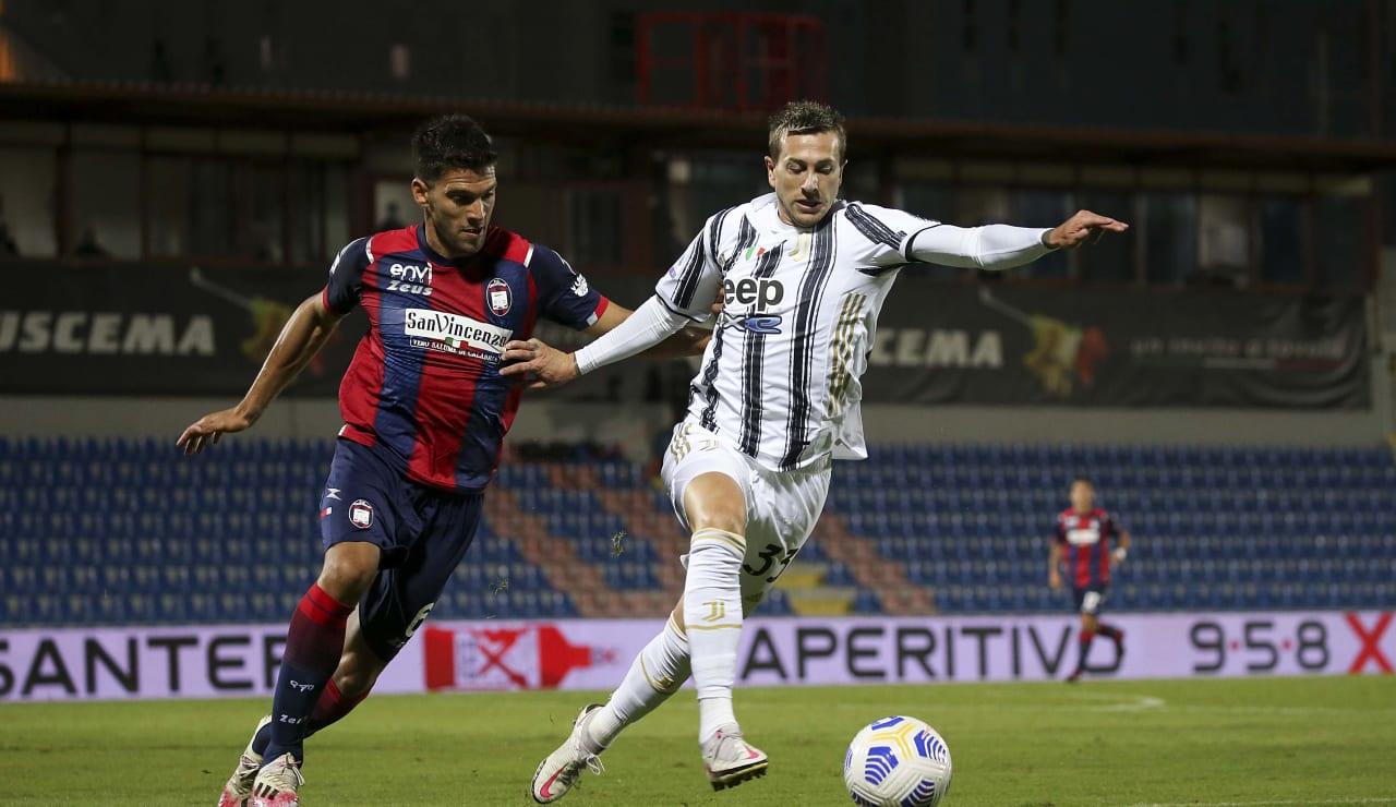 14 Crotone Juventus 17 ott 2020