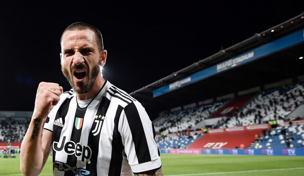 Esultanza Coppa Italia 19 maggio 2021 - 05