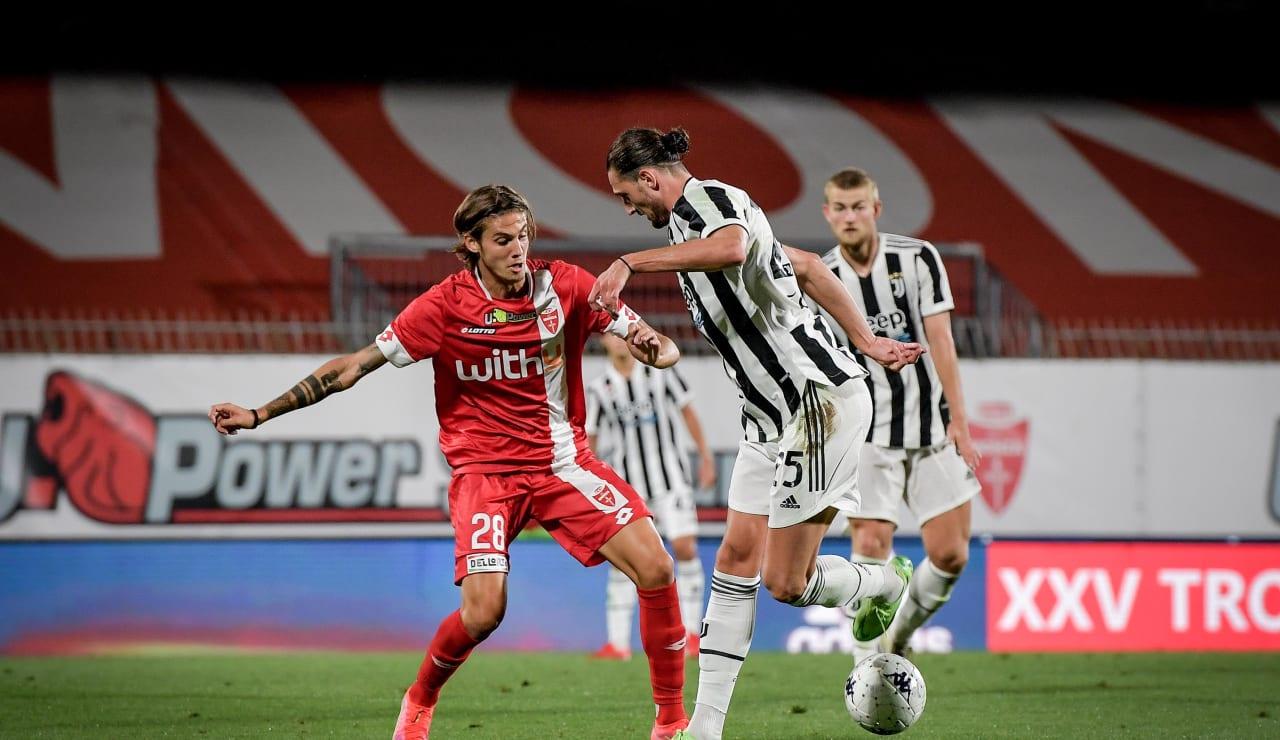 Monza-Juve match 28