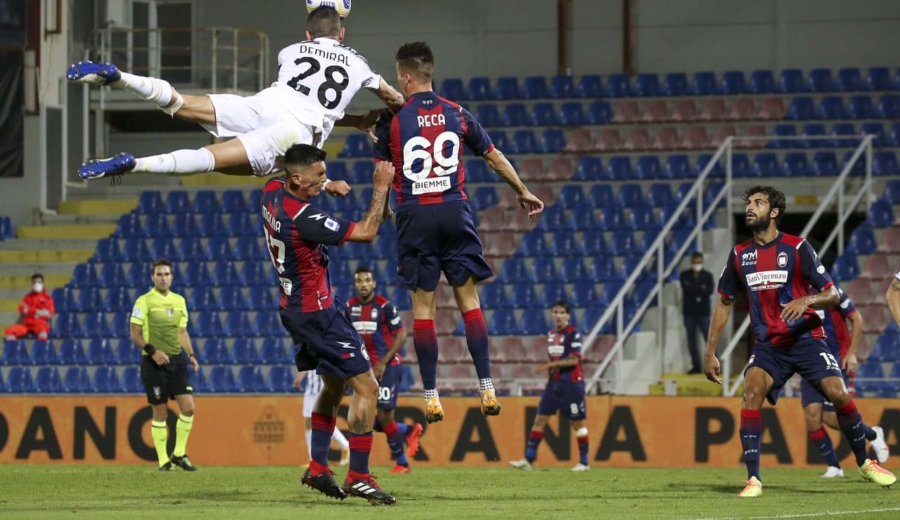 10 Crotone Juventus 17 ott 2020