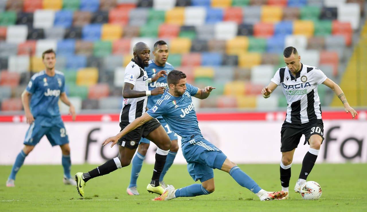 Udinese Juventus 23 luglio 2020 08