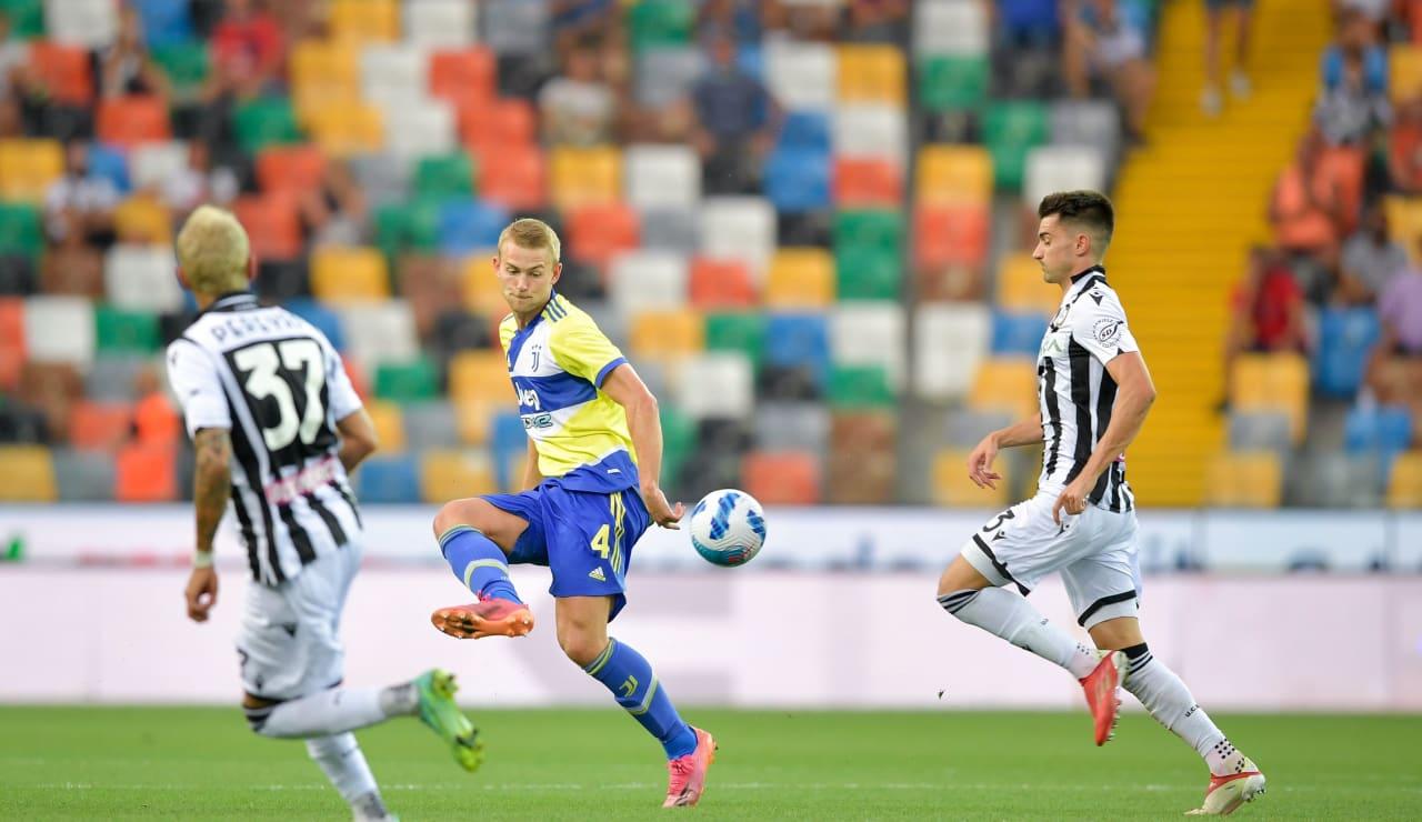 11 Udinese Juventus 22 agosto 2021