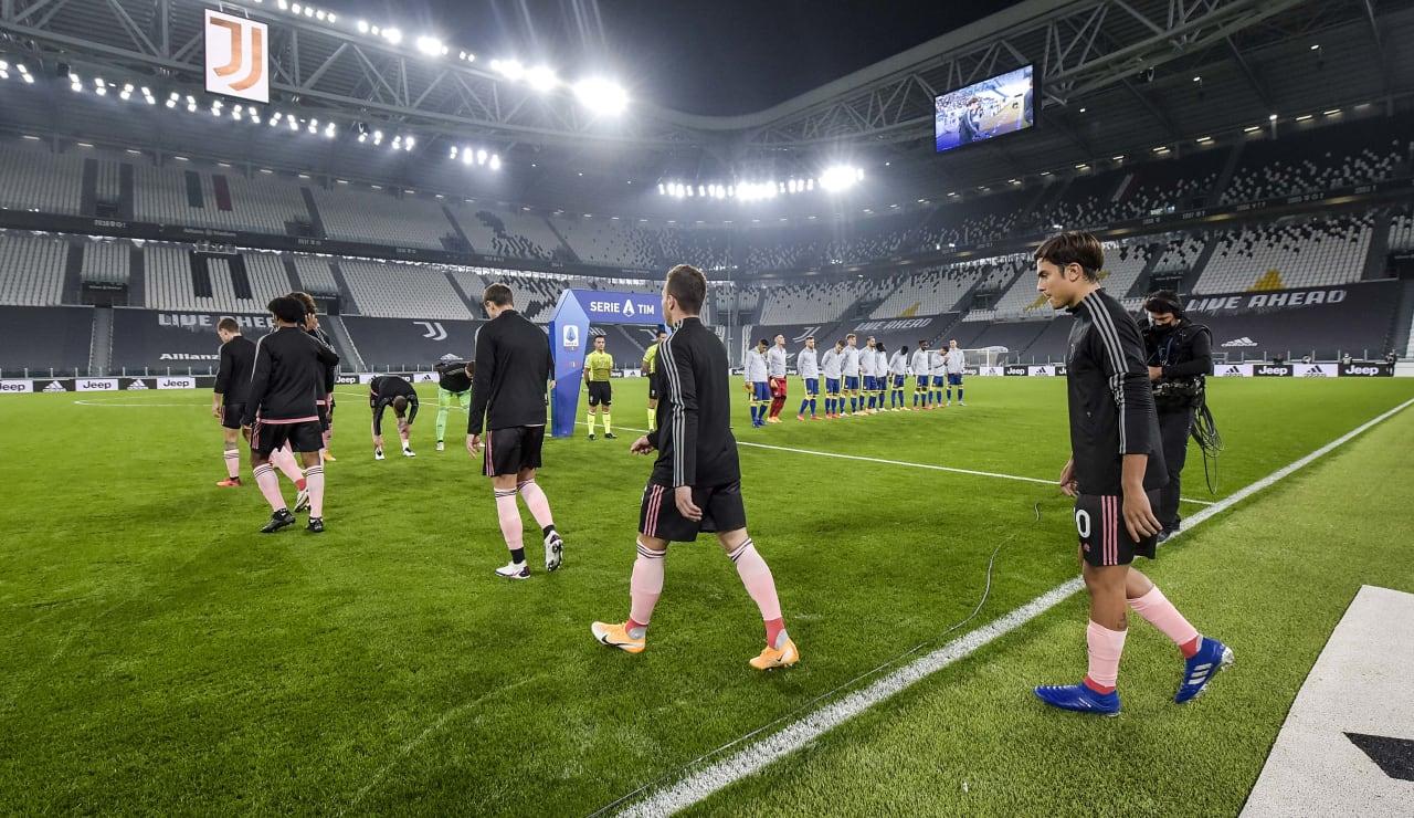 01 Juventus Hellas Verona 25 ottobre 2020