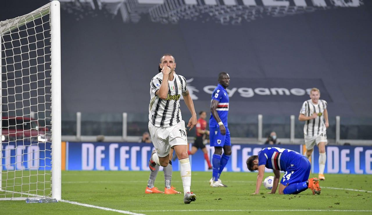 13 Juventus Sampdoria 20 settembre 2020
