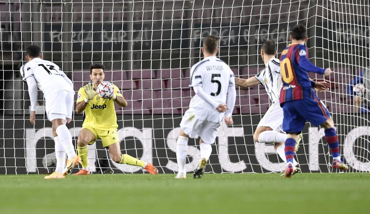 12 Barcelona Juventus 8 dicembre 2020
