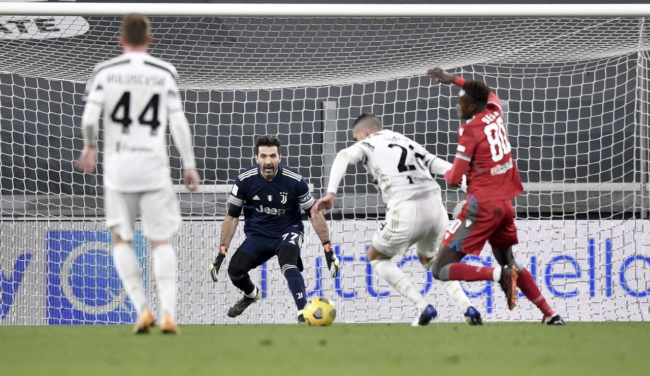 10 Juventus Spal 27 gennaio 2021