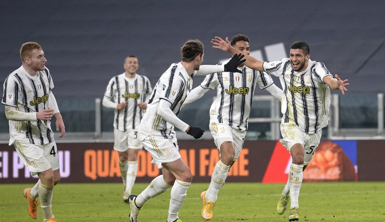 15 Juventus Genoa 13 gennaio 2021