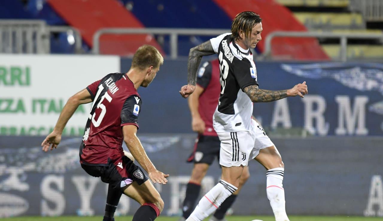 Cagliari - Juventus: photos | Juventus.com