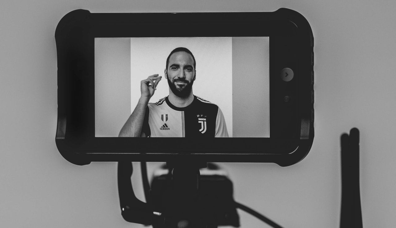 Stronger Scudetto Behind the scenes 2 Higuain