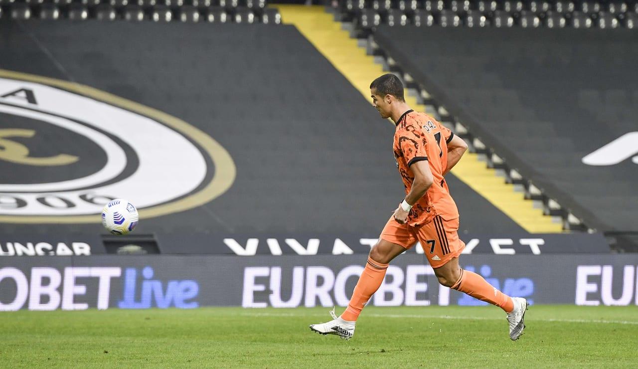 15 Spezia Juventus 1 novembre 2020