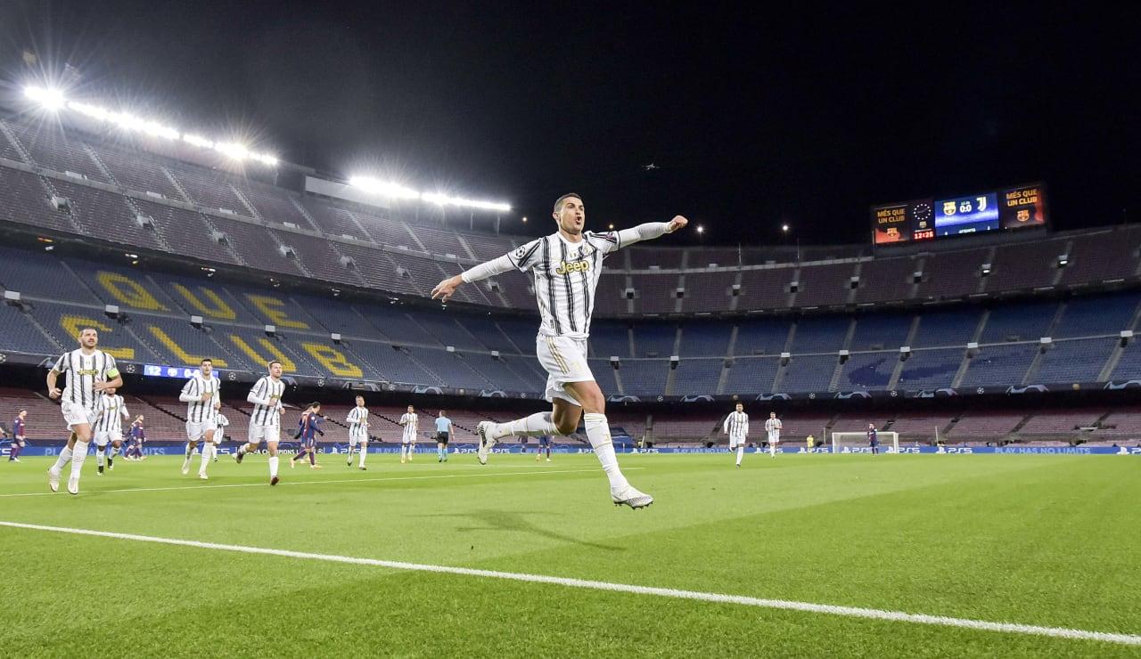 07 Barcelona Juventus 8 dicembre 2020