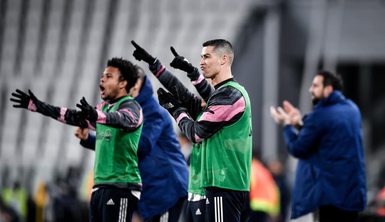 14 Juventus Lazio 6 marzo 2021 GALLERY