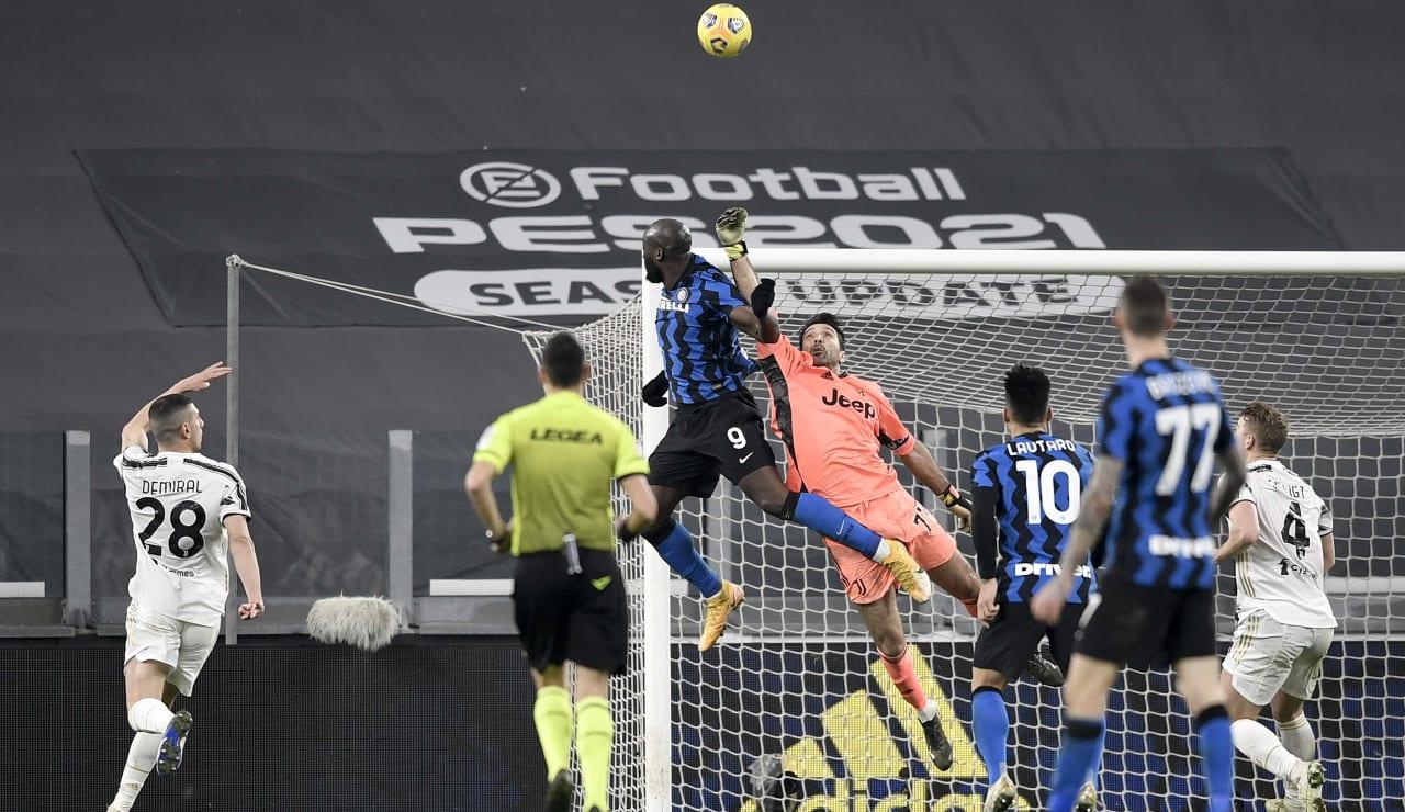 16 Juve Inter Coppa Italia 9 febbraio 2021