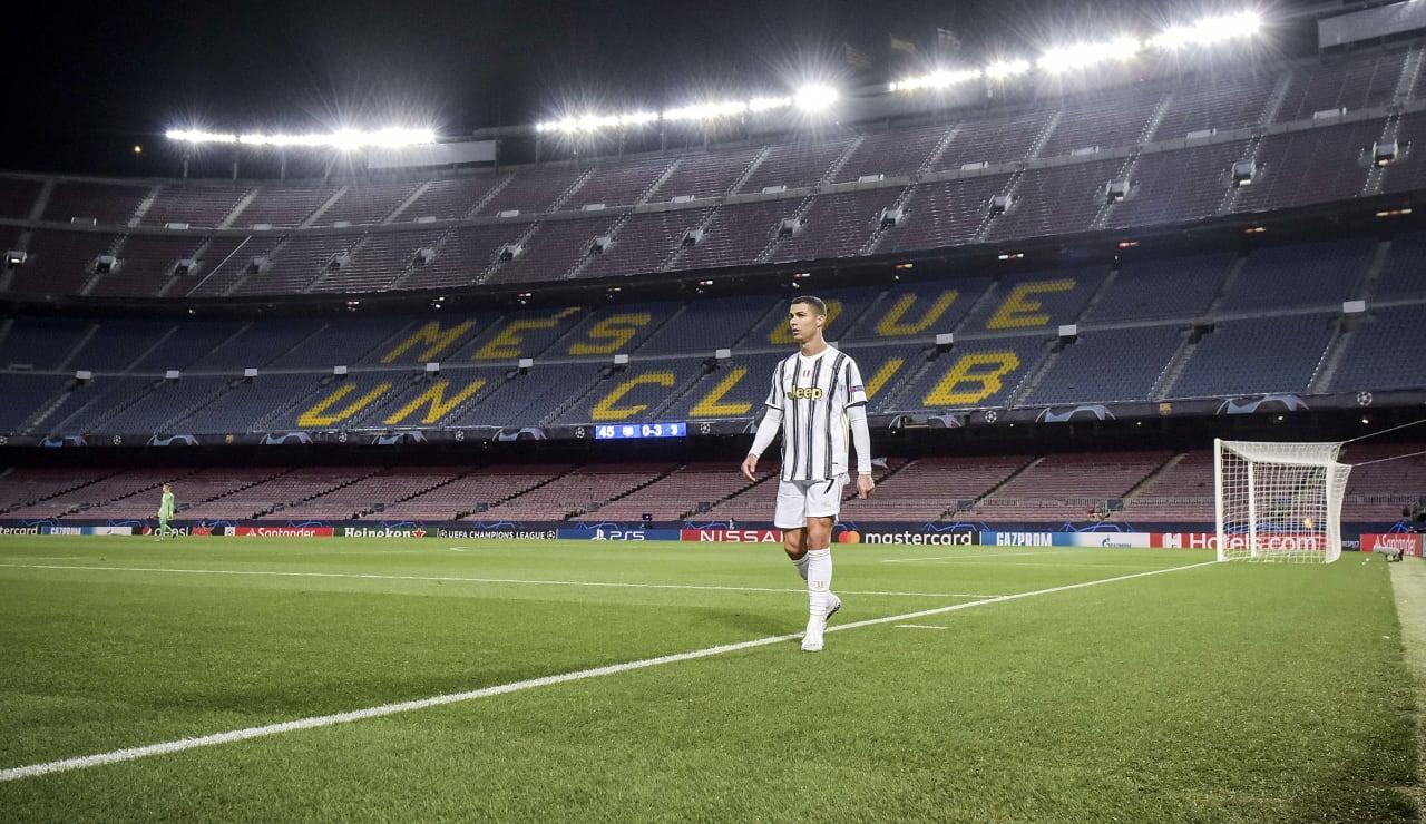 18 Barcelona Juventus 8 dicembre 2020