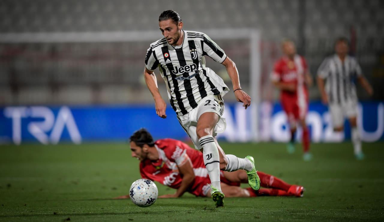 Monza-Juve match 22