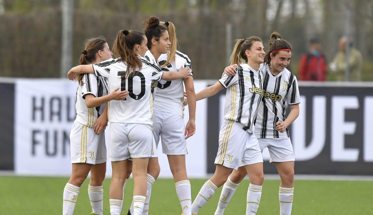 U19 Women vs Riozzese  (1)