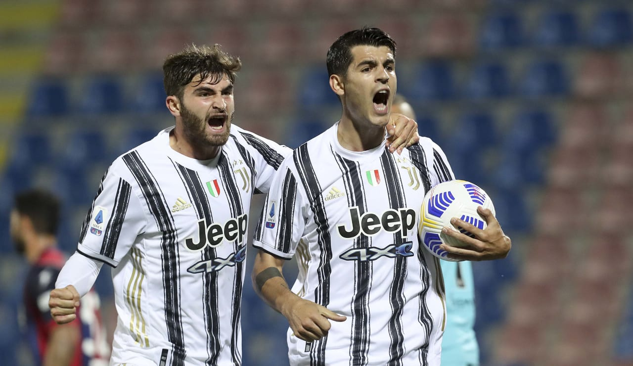 07 Crotone Juventus 17 ott 2020