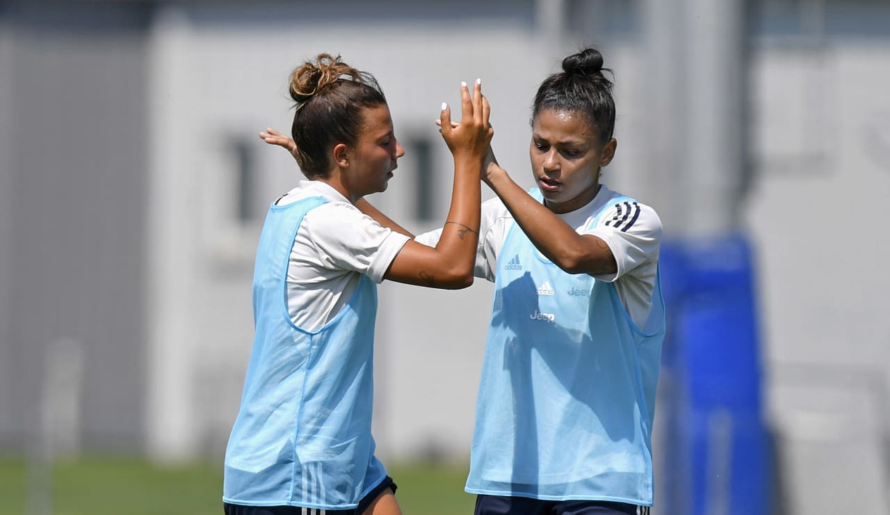 Juventus_Women_Training