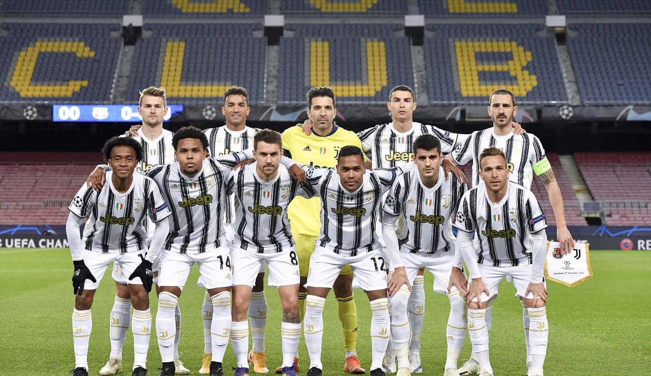 02 Barcelona Juventus 8 dicembre 2020