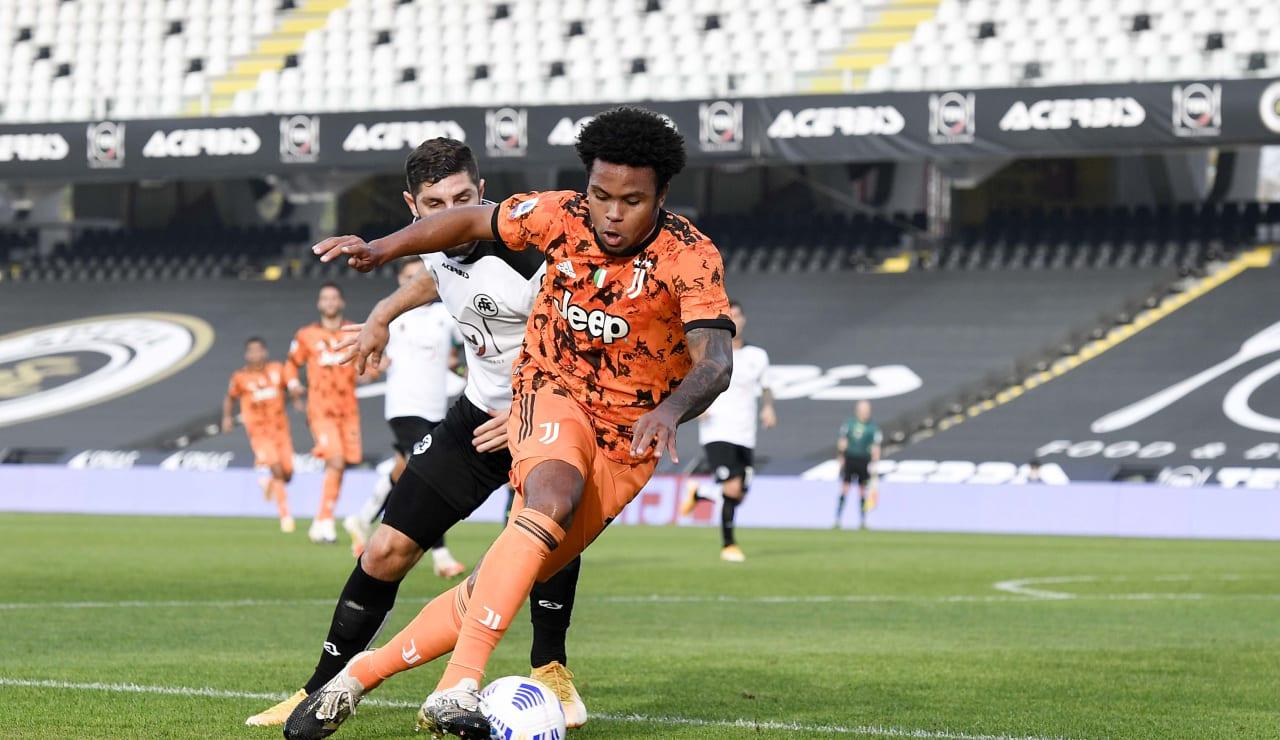 06 Spezia Juventus 1 novembre 2020