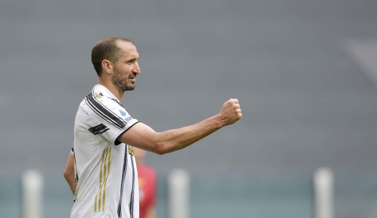 20 Juventus Genoa 11 aprile 2021