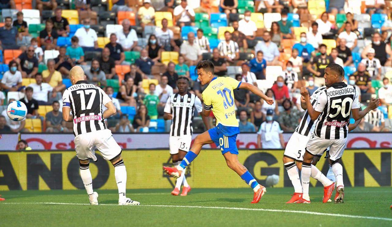 03 Udinese Juventus 22 agosto 2021