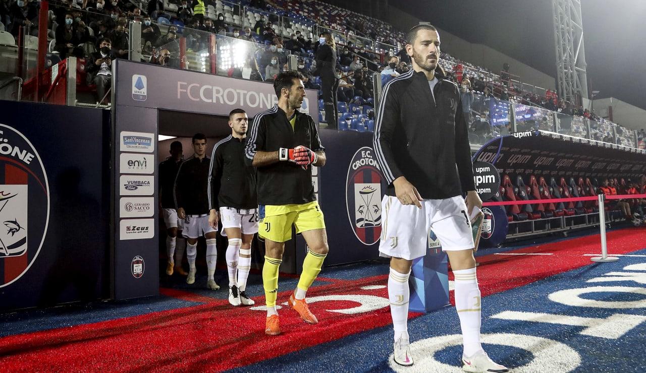 01 Crotone Juventus 17 ott 2020