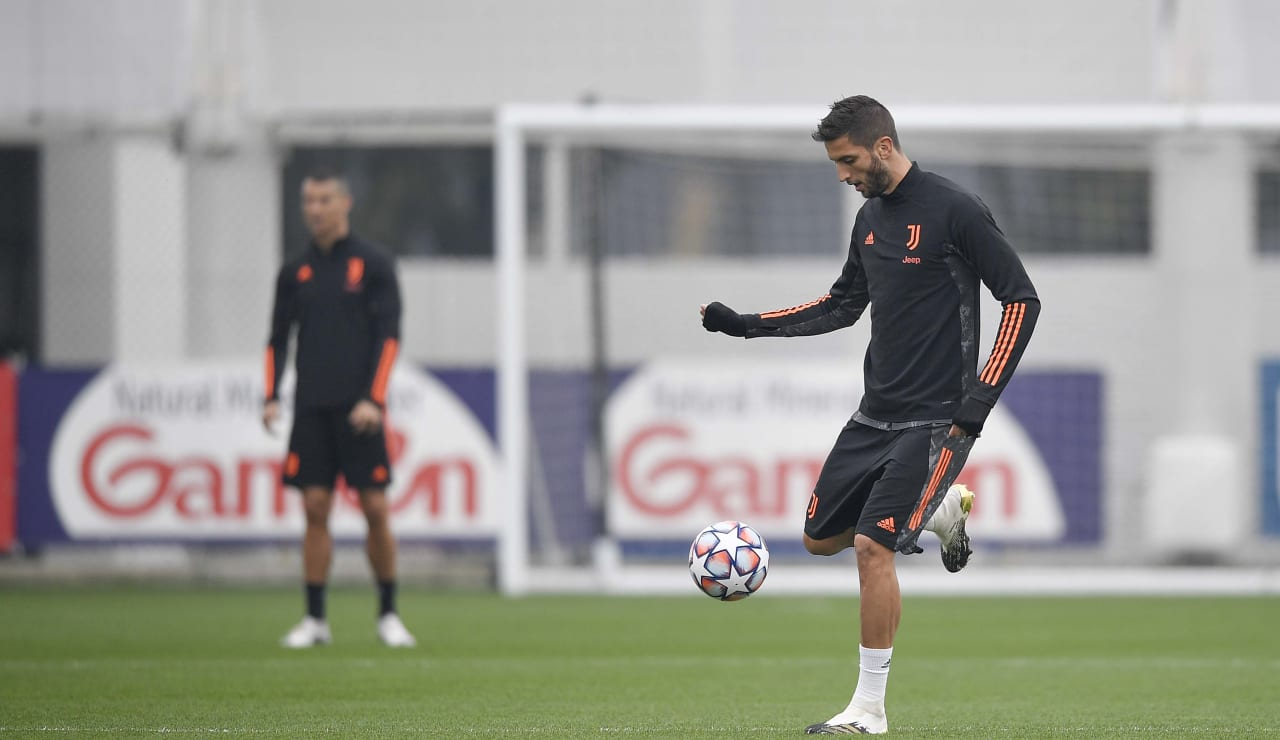 Training UCL pre Ferencvaros (15)