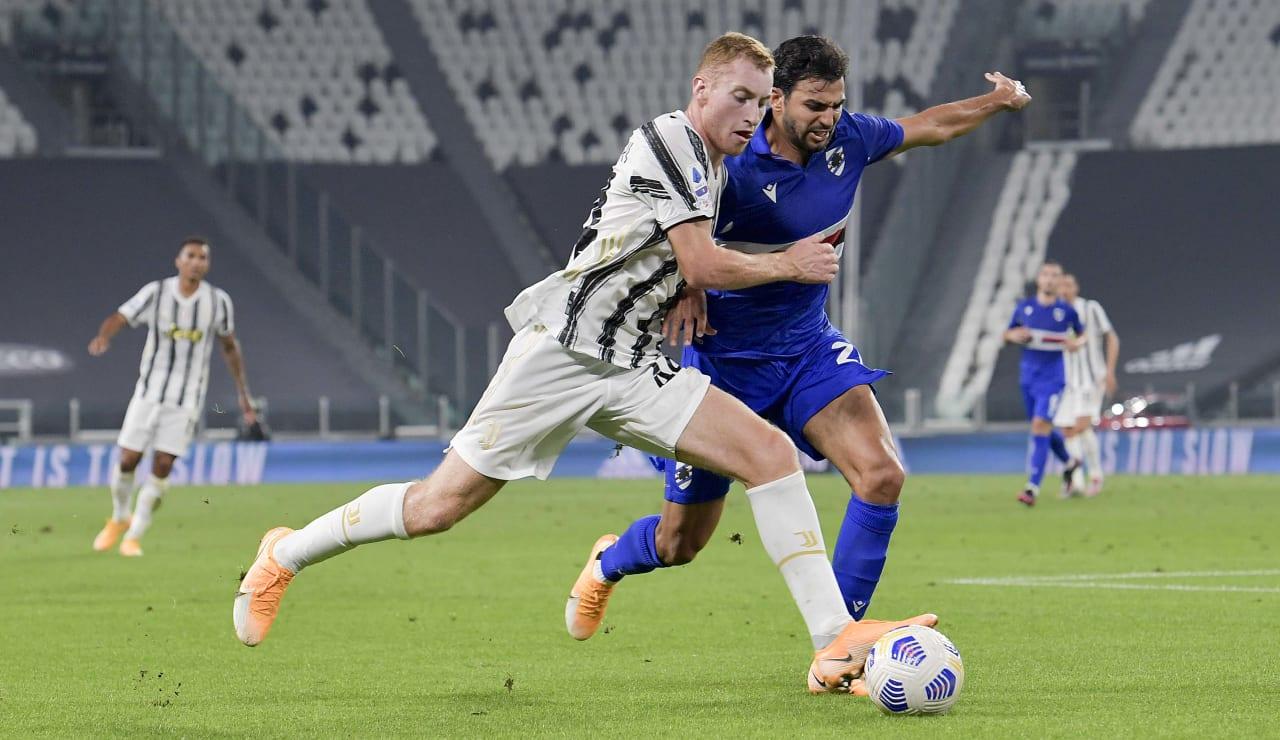 06 Juventus Sampdoria 20 settembre 2020