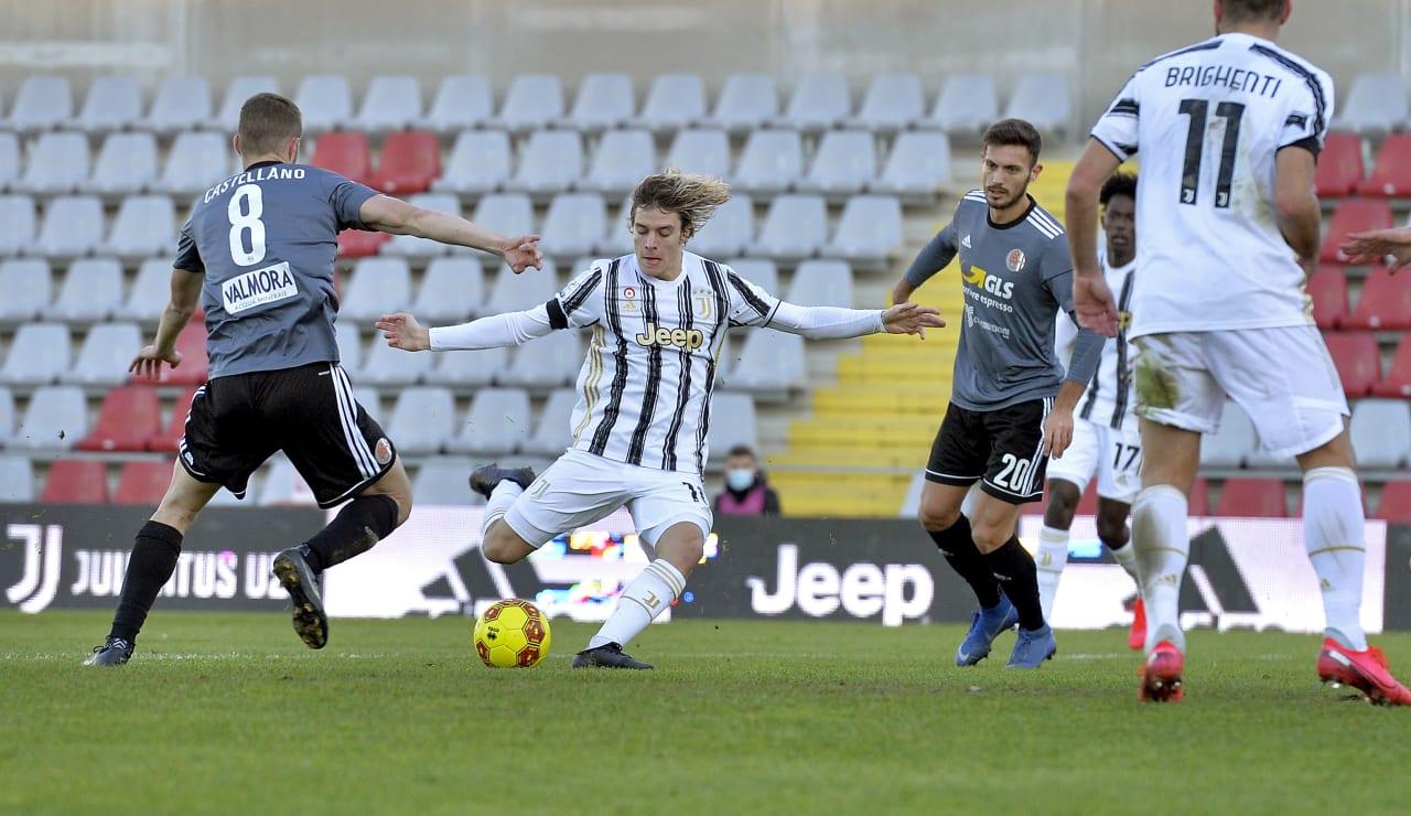 Juventus Under 23 v Alessandria 3