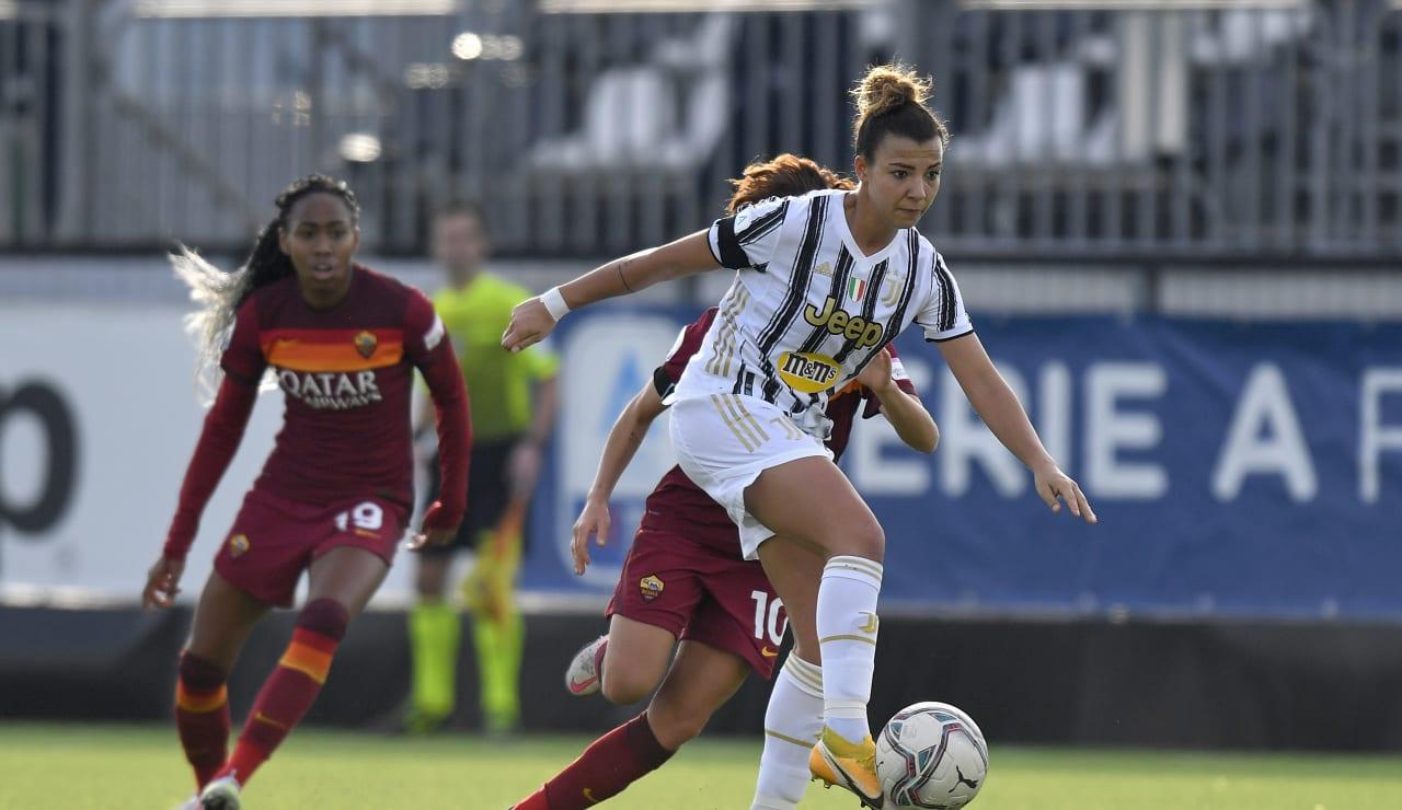 Arianna Caruso v Roma - Serie A Women