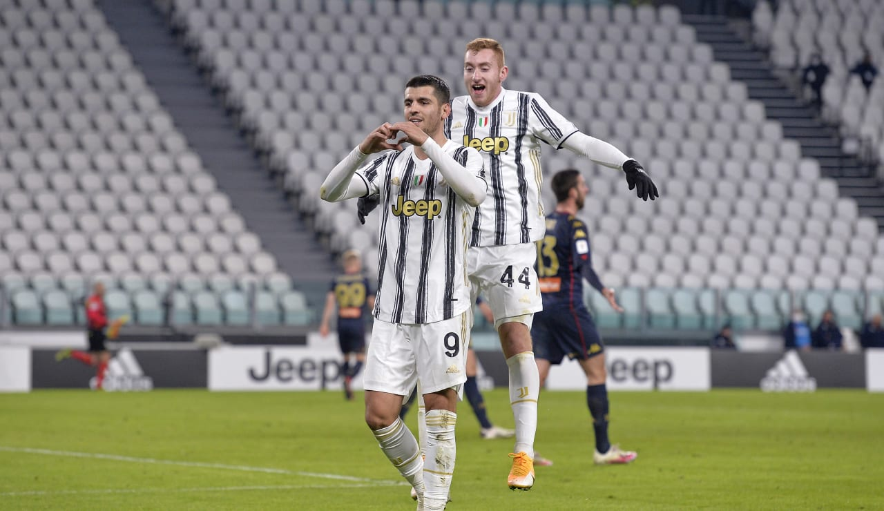 08 Juventus Genoa 13 gennaio 2021