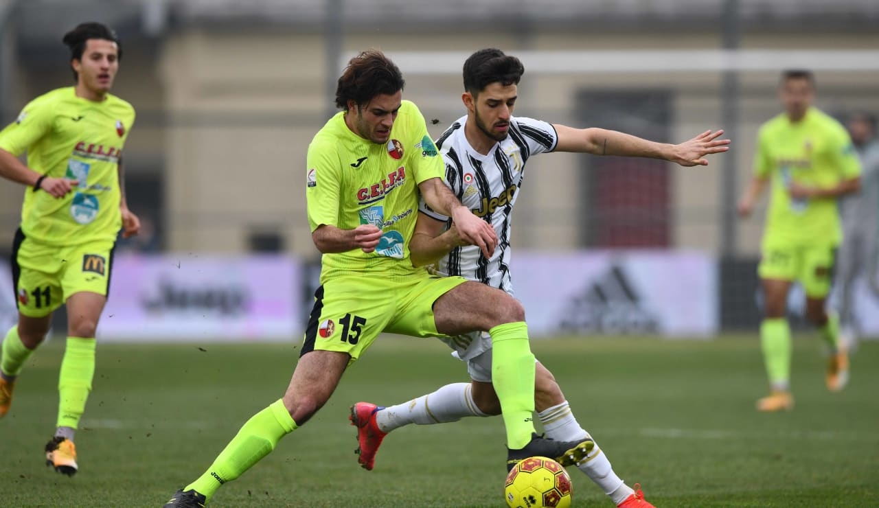Marques Juve U23-Lucchese