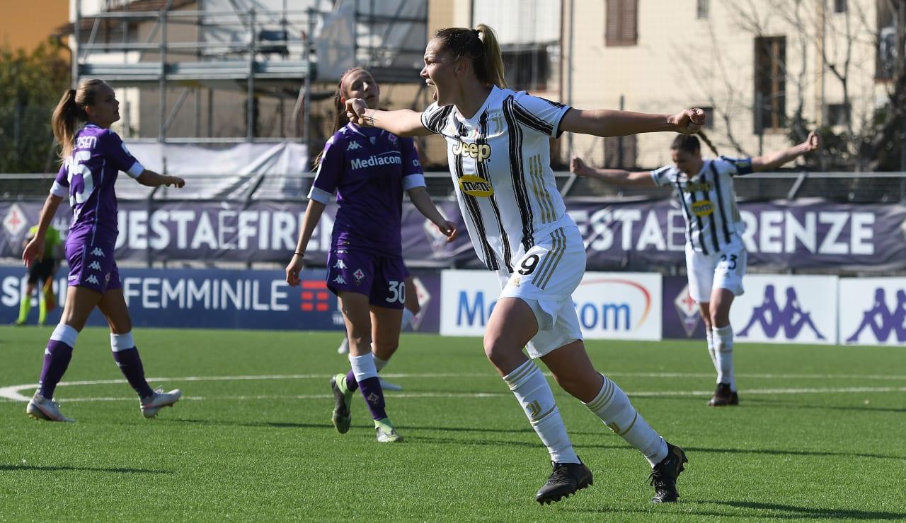 Staskova Fiorentina-Juventus Women