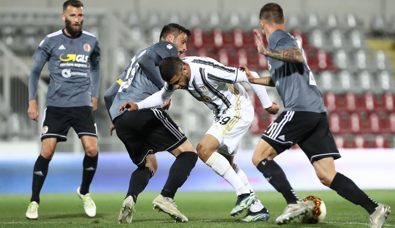 Alessandria - Juventus Under 23 - 1